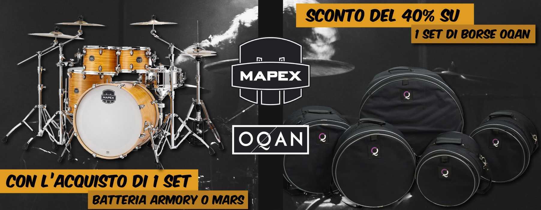 Oferta Mapex + Oqan